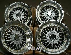 Alliage Roues 17 Rs Pour Ford B Max Cortina Courier Ecosport Escort 4x108 Gs Sp