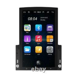 Android 10.0 2din 9.7 Dans La Voiture Bluetooth Player Stéréo Radio Gps Sat Nav Quad Core