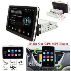 Android 9.0 1 + 16 Go 10.1in 1din Car Stereo Bluetooth Navigation Fm Mp5 Gps