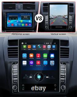 Android 9.1 9.7in Car Dash Stereo Radio Gps Navigation 1+16 Go Wifi Bt Avec Appareil Photo