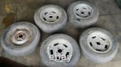 Bmw 2002 1602 E10 Slotmag Wolfrace 13 Roues En Alliage D'aluminium Gué Escorte Cortina