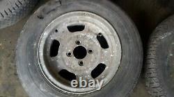 Bmw 2002 1602 E10 Slotmag Wolfrace 13 Roues En Aluminium En Alliage Ford Escort Cortina