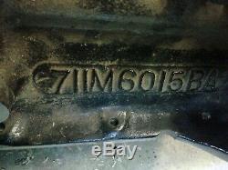 Classique Ford Escort Mk1 / Mk2 / Mexique / Cortina 1600 Tangentiels 711m Bloc