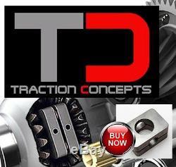Concepts De Traction Limitée Lsd Slip Pour Ford Escort, Capri, Lotus Cortina Diffs