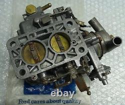 Cortina Escort Capri Genuine Ford Reconditionné Weber 32/36 Carburettor Assy -2