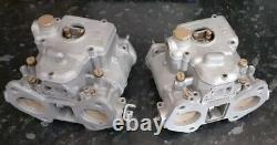 Double 40 Dcoe Weber Carburateurs (pièces De Rechange, Reconstruire, Ford, Escort, Fiesta, Cortina)