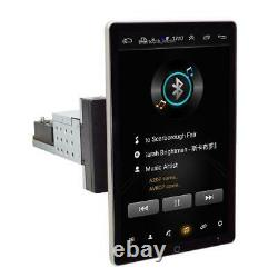 Écran Tactile De Voiture 10po Android 9.1 Stereo Radio Gps Wifi Mirror Link Player 1din