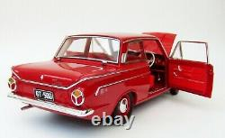 Ford Cortina Gt 500 118 Échelle Diecast (pas Ford Escort) 1 De 750 World Wide