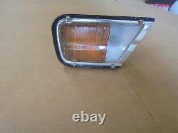Ford Cortina Mk1 Unité Indicateur Avant N. O. S. Brand New. Côté Pilotes