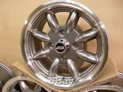 Ford Escort Cortina Capri Or 6x13 Roues En Alliage Set Jbw Minilight Style 13x6