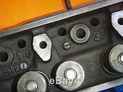 Ford Escort, Cortina, Capri, Tangentiels, X-flow Moteur 1600kent Culasse 38 / 31.5