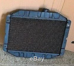 Ford Escort Cortina Mk 1 2 Mk1 Mk2 1,3 1,6 Qualité Echange Standard De Radiateur