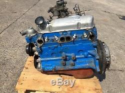 Ford Escort, Cortina, Tangentiels 1100 Hc Kent Engine 711m 6015aa