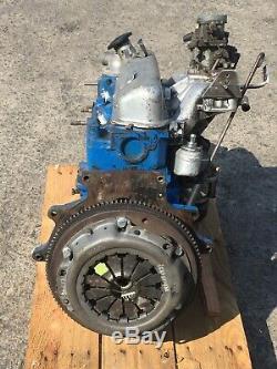 Ford Escort, Cortina, Tangentiels 1300 Hc Kent Engine 711m 6015aa