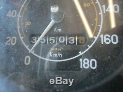 Ford Escort Mk1 Cortina Rs 2000 Tachymètre Kombiinstrument Drehzahlmesser