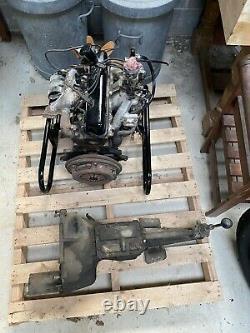 Ford Escorte Mk1 Mk2 Cortina Crossflow 1300 Kent Engine 1.3 Boîte De Vitesses Xflow 4 Vitesses