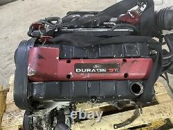 Ford Focus St170 Turbo Conversion Moteur Rwd Mk1 Escort Cortina Mk2