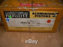 Ford Pistons Escort 1100/1100 Cortina 6-8 Cwt Van Export, 2733 E Eng. 19 68/70