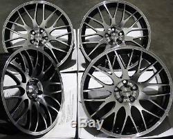 Jantes En Alliage 15 Noir Pol Proposition De Ford Escort B Max Ka Ka Puma Sierra 4x108