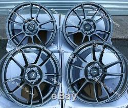 Jantes En Alliage 15 X5 Pour Ford B Max Cortina Courier Ecosport Escort 4x108 Gris