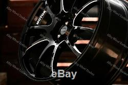 Jantes En Alliage 17 Friction Pour Ford B Max Cortina Courier Ecosport Escort 4x108