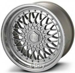 Jantes En Alliage X 4 X 8 16 Ssr Rs Fit Ford Escort Sierra Puma Mondeo Mise Au Point 4x108