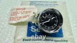 Mk1 Escort Rs Gt 1300e Mk2 Cortina 1600e Lotus Genuine Ford Kienzle Nos Horloge