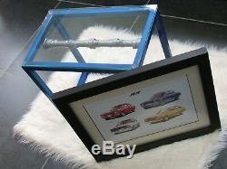 Moteur Voiture Cames Coffee Table Ford Escort Gt Cortina Rs Annoncé Également F1