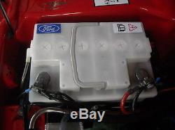 Nos Blanc Batterie Ford Escort Mk1 Mk2 Capri Cortina Fiesta Taunus 54ah