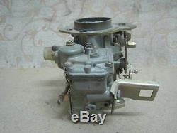 Nos Oem Dellorto Crda 32a Carburateur Ford Escort Cortina Capri Mk1 Mk2 1300 1600