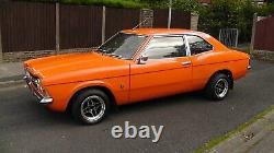 Uk Ford Cortina Gt Mk3 2 Portes Lotus Voir Absolument Rare Classic Car Mai Px Escort