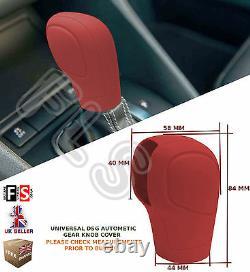 Universal Automatic Car Dsg Shift Gear Knob Cover Protector Redford 1
